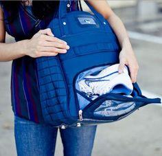 Lug Gym Bag. Finally someone got the right idea!