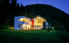 Wohnhaus über Treffen | Trecolore :: Architects of integrated solutions