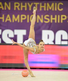 Riyhmic gimnastics