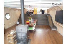 A315 Prachtige Design Woonboot nabij Centrum - Van Diemenkade, Amsterdam