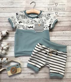 [New] The 10 Best Fashion Today (with Pictures) Toddler Boy Fashion, Little Boy Fashion, Kids Fashion, Cute Baby Boy Outfits, Cute Baby Clothes, Kids Outfits, Baby Boy Knitting, Sewing Kids Clothes, Baby Leggings