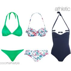 Essential swimwear: Athletic  | cocomamastyle.com
