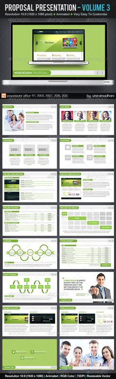 Project Proposal Presentation | Volume 3  #GraphicRiver        Specs  :   All Icon Included  microsoft office powerpoint 97, 2003, 2007, 2010, 2013  Format ppt, pptx, ppsx  Resolution 16:9   Size 1920×1080 pixel  Color RGB  Photo not included on download files  Fonts   :    Nexa Free Font: .fontfabric /nexa-free-font/  Open Sans : .google /fonts/specimen/Open+Sans      Created: 19October13 PixelDimensions: 1920x1080 PresentationFilesIncluded: PowerpointPPT #PowerpointPPTX #JPGImage Tags…