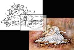 Digital Stamp, Printable, Instant download, Digi stamp, Coloring page, Art of Janna Prosvirina Coloring Books, Coloring Pages, Create Collage, Fairs And Festivals, White Image, Digi Stamps, Collage Sheet, Your Image, My Images