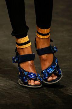 6ea055d699c0 Prada Spring 2014 Ready-to-Wear Collection Slideshow on Style.com Prada  Shoes