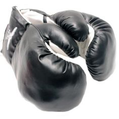 0cf97f578951f 1 Pair of New Boxing   Punching Gloves and Fitness Training   Black - 16oz