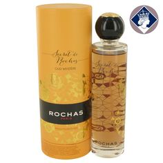 6a935a86b1 Secret De Rochas Oud Mystere 100ml 3.3oz Eau De Parfum Spray EDP Perfume for