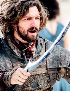 Daario Naharis | Game of Thrones 5.09 The Dance of Dragons
