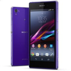 Cheap Smartphones - Get for cheap price Sony Xperia Z1 (C6902) Unlocked GSM Quad-Core Water Resistant/Dust Proof Smartphone w/ 20MP Camera- Purple | $220.00