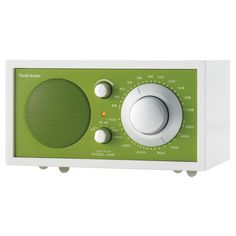 Model One Radio - Frost White / Kelly Green at Joss & Main