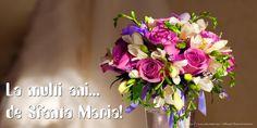 Cele mai apreciate felicitari de Sfanta Maria - La multi ani... de Sfanta Maria!