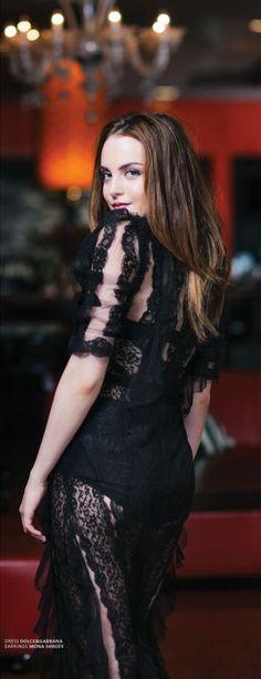 Elizabeth Gillies ✾