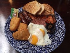 The Briar Rose - Full English (Wetherspoons)