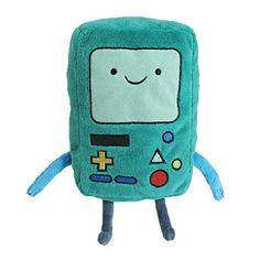 Adventure Time BMO Plüschfigur jetzt versandkostenfrei auf NERD.DE bestellen