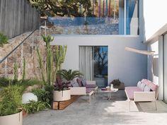 Roberti Rattan outdoor pleasure: Key West