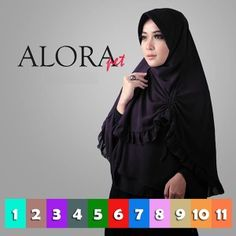 Jilbab Khimar Syar'i Alora Pet  http://bundaku.net/pakaian-wanita/jilbab/jilbab-khimar-syari-alora-pet