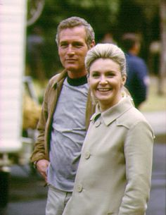 Great American Couples: Joanne Woodward and Paul Newman - TownandCountryMag.com