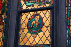Agnus Dei in Stained Glass