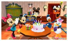Birthday party time!