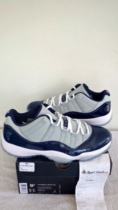 fbf6ca4f11e Authentic Nike Air Jordan 11 Retro XI Low
