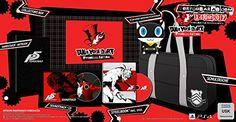 "Persona 5 Collector's ""Take your Heart"" Premium-Edition: Playstation 4: Amazon.de: Games"