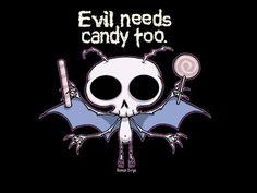 http://www.scaryforkids.com/halloween-candy/