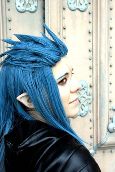 My Saix-Cosplay Picture from : [link] The Savage Nymph Saix Kingdom Hearts Cosplay, 3 Picture, Nymph, Cosplay Ideas, Savage, Oc, Ships, Deviantart, Hair Styles
