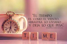 El Tiempo... ...