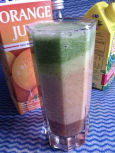 Apple with Broccoli Smoothie