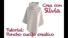 Tutorial: Poncho cucito creativo