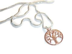 Tree of Life Necklace. Starting at $7