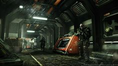 Fresh Batch Of Crysis 3 Screenshots Crysis Series, Cyberpunk, Game Art, Futuristic, Video Games, Darth Vader, Scene, Image, Main Character