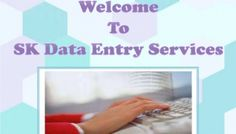 We Are Offering Data Entry Service