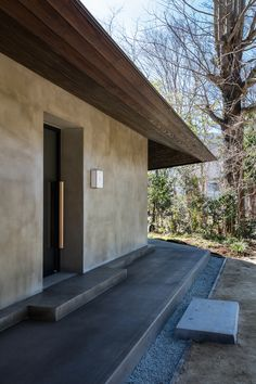 evameva yamanashi | 奥野公章建築設計室 Vernacular Architecture, Japanese Architecture, Architecture Design, Japanese Style House, Traditional Japanese House, Building Stone, My Building, Thai House, Stair Steps