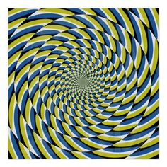 movement in kinetic op art Cool Optical Illusions, Art Optical, Op Art Lessons, Mind Puzzles, Illusion Pictures, Eye Tricks, Kinetic Art, Principles Of Design, Illusion Art