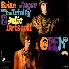 BTIAN AUGER and JULIE DRISCOLL - Open