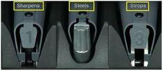 Electric Knife Sharpener, Knife Sharpening, Knife Block, Steel, Steel Grades, Iron