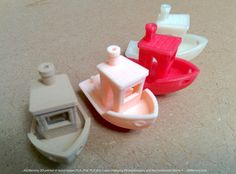 3DBenchy - The 3D-printable calibration object - 3DBenchy.com v1 | Flickr - Photo Sharing!