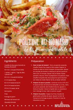 RECETTE : Poutine au homard | Apportez un goût de vacances dans votre cuisine; Lynn Albert, propriétaire du sympathique camion-cantine La Homard mobile à Caraquet, partage la recette de sa succulente sauce à poutine au homard.