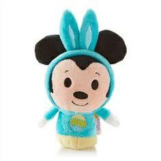 Hallmark Itty Bittys Springtime Mickey Mouse Plush #hiddentreasuresdecorandmore #hallmark #springtime #mickeymouse #plush #toys #gifts