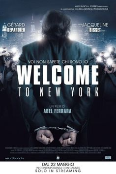 Cannes 2014 - welcome to new york: movie review