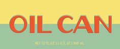 Oil Can ( Free Fonts for Designers - Download Now )