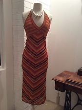 Stunning Karen Millen psychedelic knit dress size 2 Pre Loved ENDING SOON