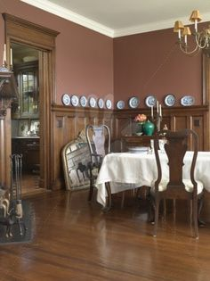 Trim And Wainscoting For Dining Room. Part 55