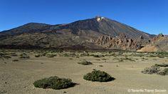Top places to visit in Tenerife: National Park Las Cañadas del Teide from Llano Ucanca