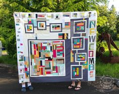 The Traveling Quilts Bee - Round 7 | Flickr - Photo Sharing!