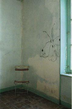the poetry of material things Art Mural, Wall Murals, Wall Art, Wabi Sabi, Inspiration Wall, Interior Inspiration, Bedroom Murals, Wall Treatments, Painted Furniture