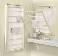 laundry room ideas | Laundry room Makeover Ideas and A Few things to Consider Drying rack ...