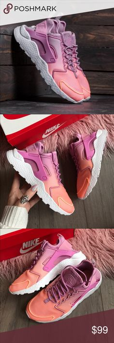 136189b06305 Nwt Nike huarache run Ultra BR Ombré Brand new with box price is firm!