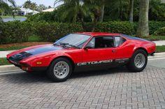 DeTomaso Pantera.  My best friend had one and I drove it a lot.  Great fun.